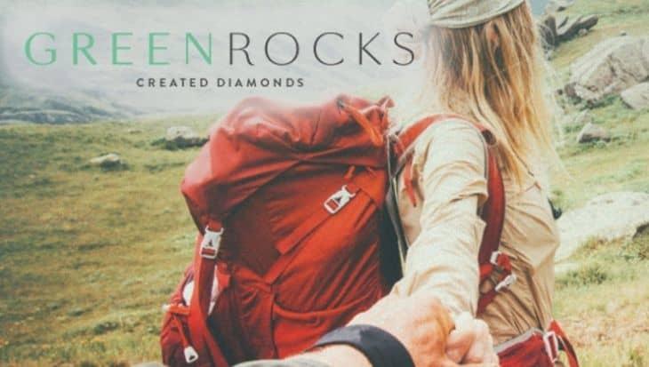 GREEN ROCKS DIAMONDS