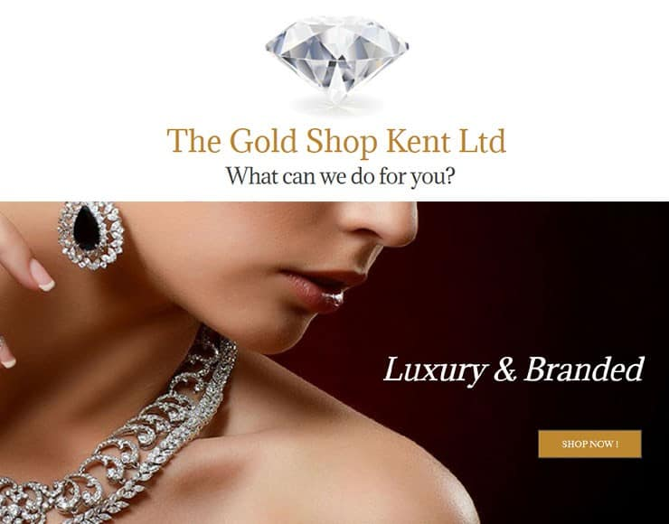 the gold shop kent directory